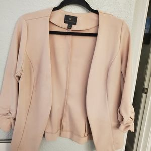 Blazer suit jacket